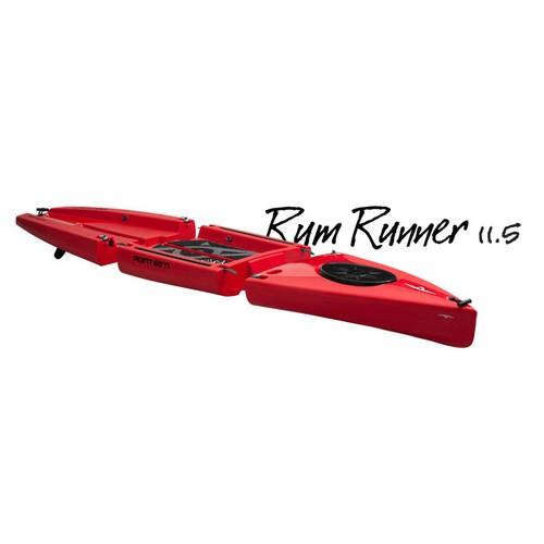 Point65 Rum Runner 11.5 Kano
