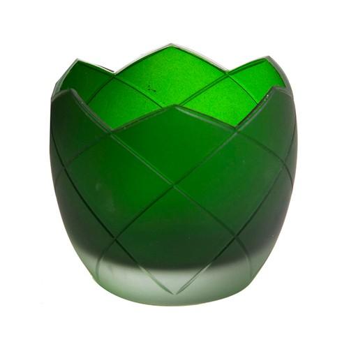 Arte Home Egg Yeşil Mumluk