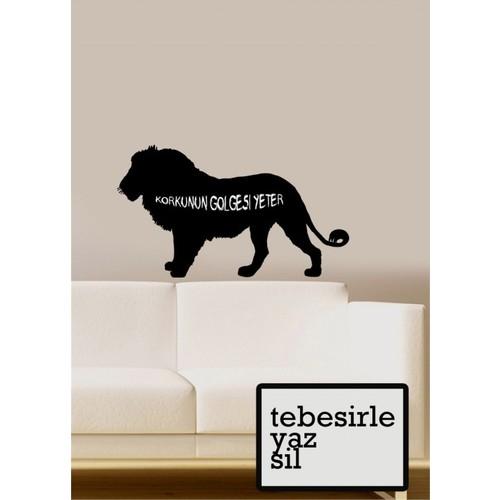 Leon Yaz-Sil Sticker Aslan