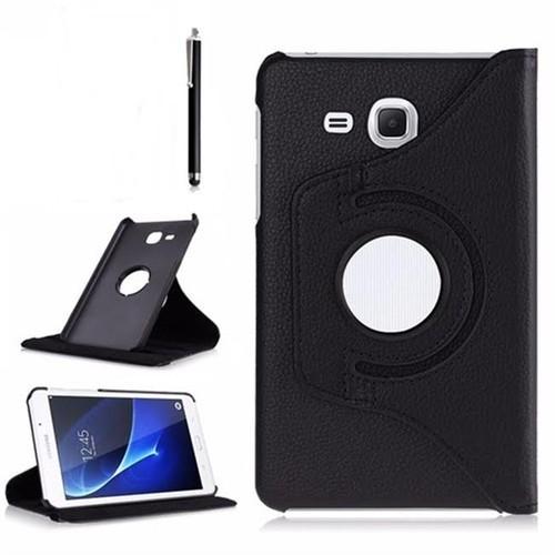 Kılıfshop Samsung Galaxy Tab A T287 360 Standlı Kılıf Dokunmatik Kalem Hediye