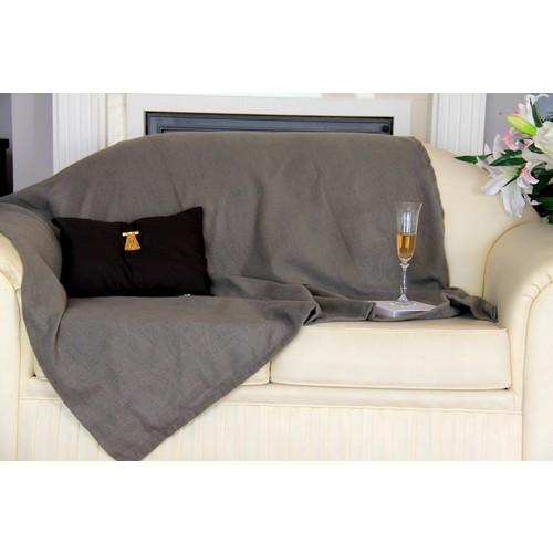 Yeni Yün Christoff Koltuk Şalı ve Takım Yastığı-Chic Yx - 150x150 cm