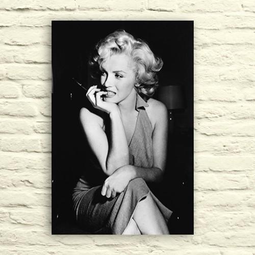 Fotocron Marilyn Monroe -2 Tablo 24X34 Cm