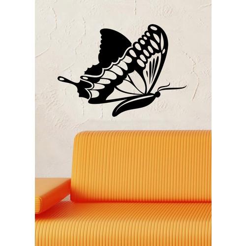 Kelebek Duvar Sticker
