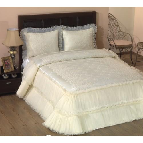 Perfecto Home Charlotte Çift Kişilik Yatak Örtüsü