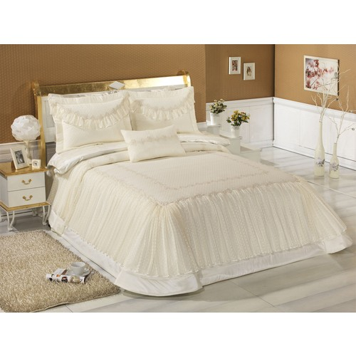 Perfecto Home Carolina Çift Kişilik Yatak Örtüsü