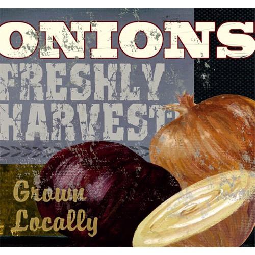 Fotocron Onions Tablo