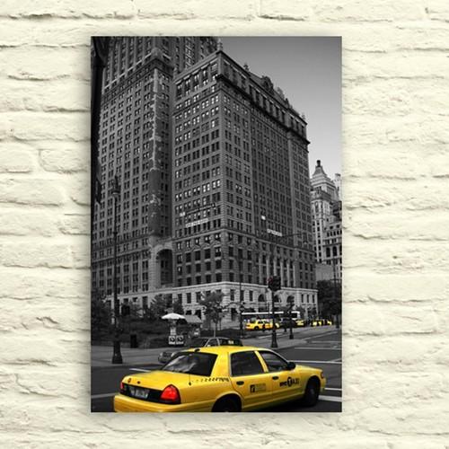Fotocron Taksi Tablo 24X34 Cm