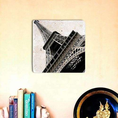 Oscar Stone Eiffel Taş Tablo