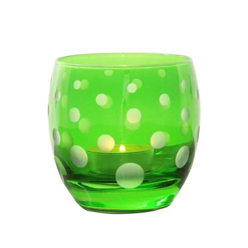 Arte Home Bubble Yeşil Mumluk