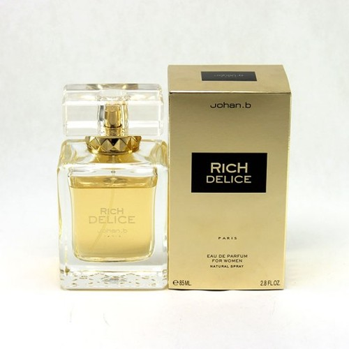 Johan B. Rich Delice 85mL EDP Kadın Parfümü