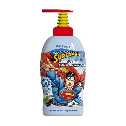 Superman Admiranda Duş Jeli 1000 Ml