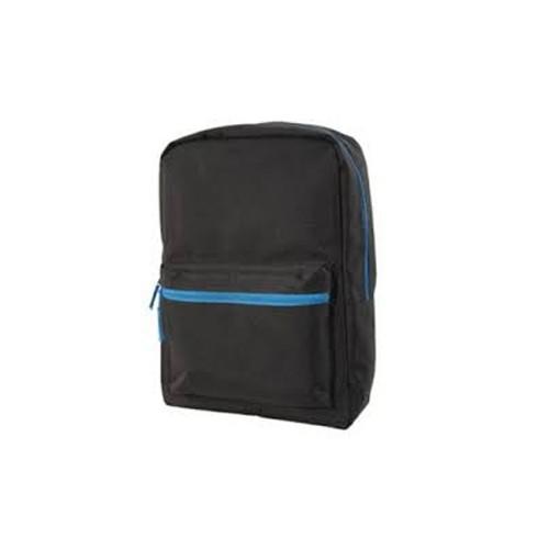 Trendix Genç Sırt Çantası Siyah Mavi U1621-Sİ-MA