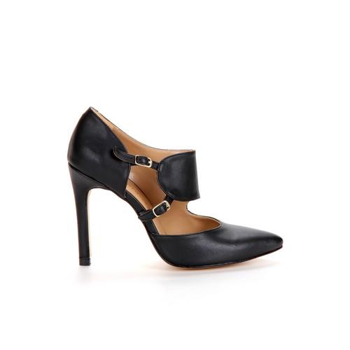 Adonna Bayan Stiletto - 7210 Siyah