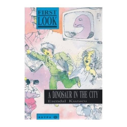 A Dinosaur in the City