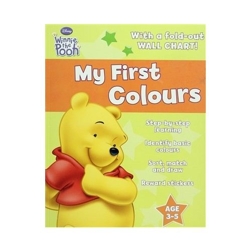 Disney Winnie the Pooh : My First Colours