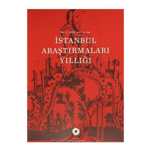 İstanbul Araştırmaları Yıllığı No: 1