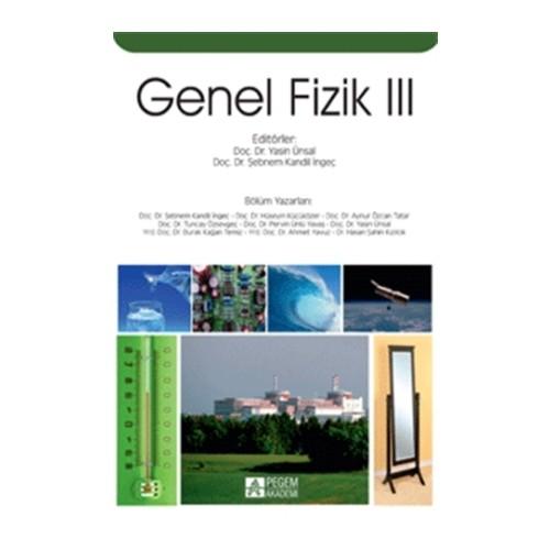 Genel Fizik - 3