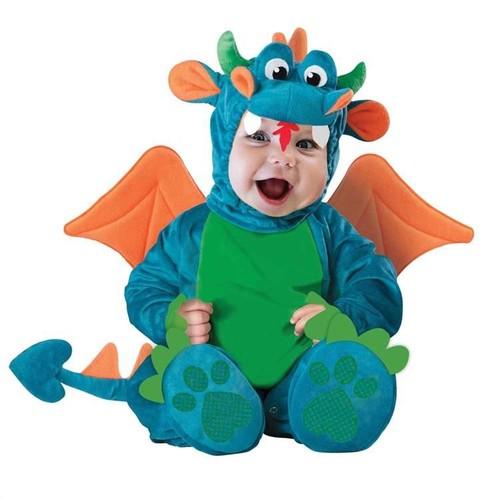 Bebek Ejderha Kostümü 6-12 Ay