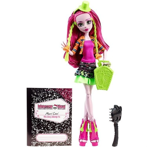 Monster High Marisol Coxi CDC38