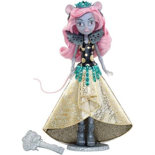 Monster High Boo York'un Yeni Acayip Arkadaşı Mouscedes King