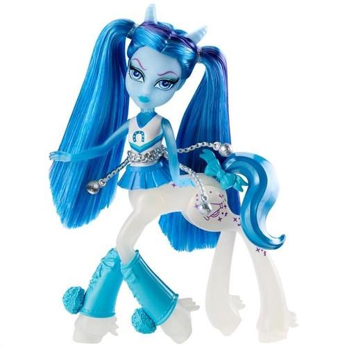 Monster High Fright-Mares Skyra Bouncegait