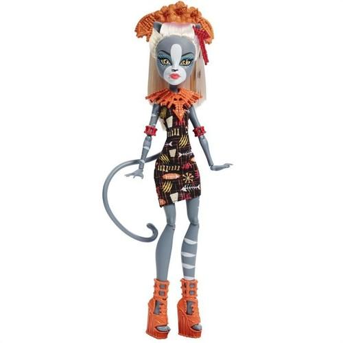 Monster High Acayipler Bahar Partisi Meowlady