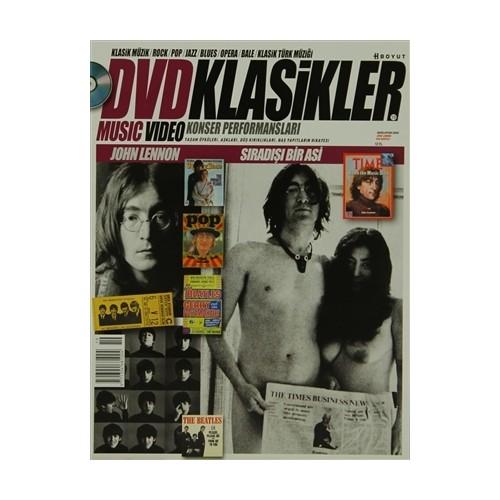 DVD Klasikler Dergisi Sayı: 19