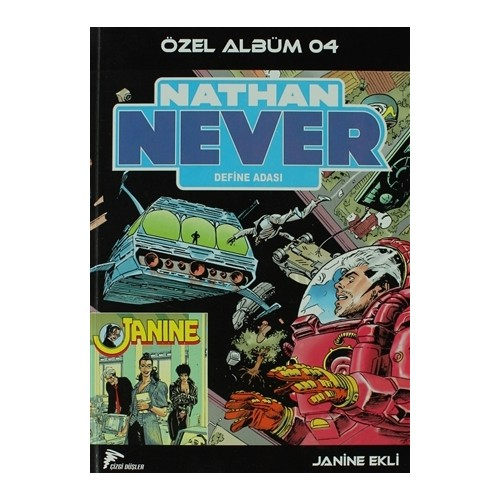 Nathan Never Özel Albüm 04 - Define Adası