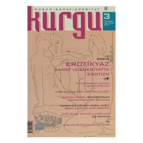 Kurgu Düşün - Sanat - Edebiyat Dergisi Sayı: 3