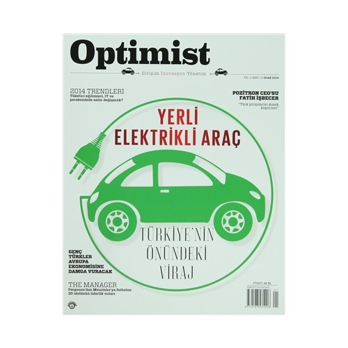 Optimist Dergisi Sayı: 13