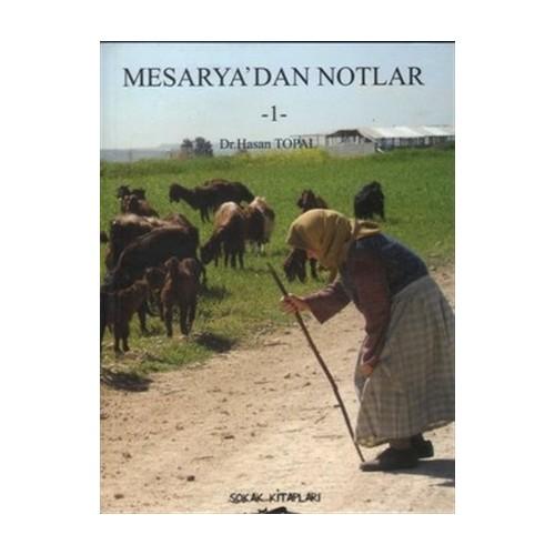 Mesarya'dan Notlar 1