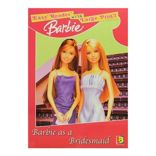 Barbie as a Bridesmaid