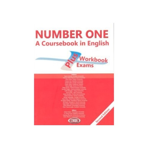 Number One - A Coursebook in English