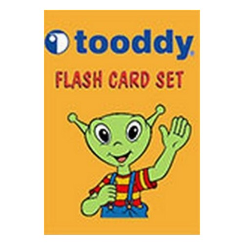 Tooddy Flash Card Set 11 Kutu