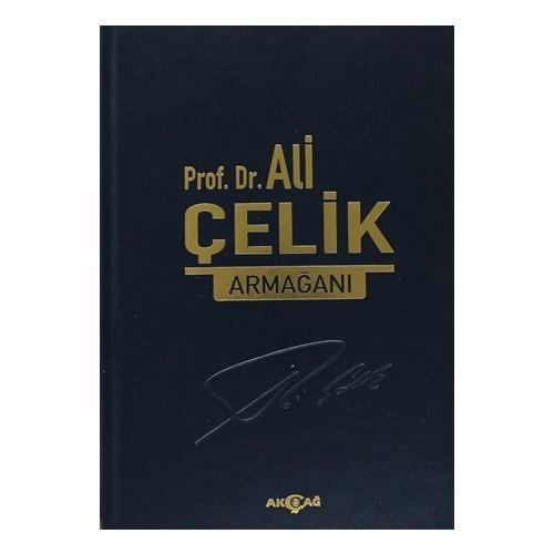 Prof. Dr. Ali Çelik Armağanı