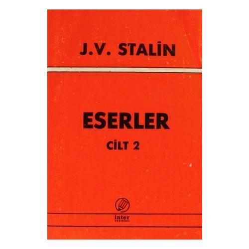J. V. Stalin Eserler Cilt 2