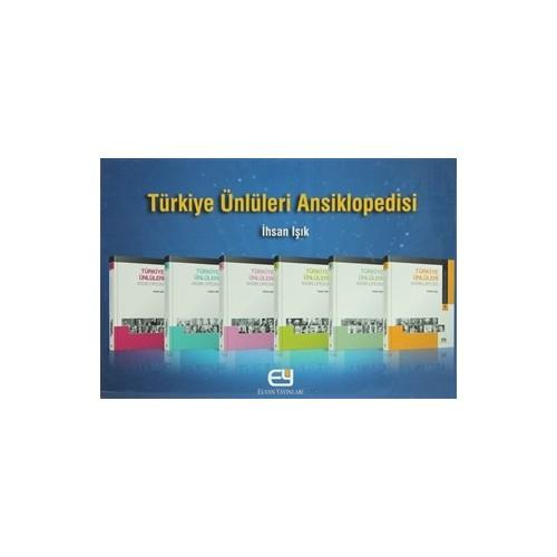 Türkiye Ünlüleri Ansiklopedisi - 6 Cilt