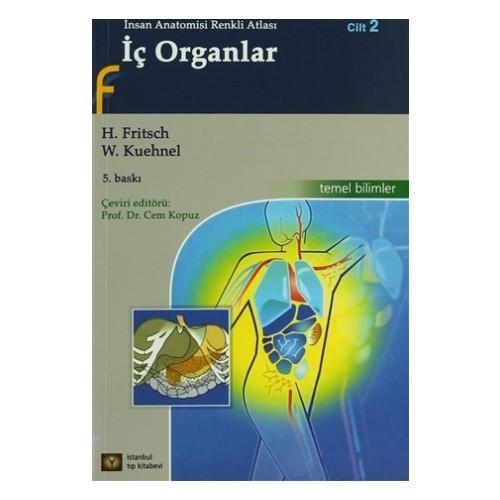 İç Organlar - İnsan Anatomisi Renkli Atlası Cilt : 2