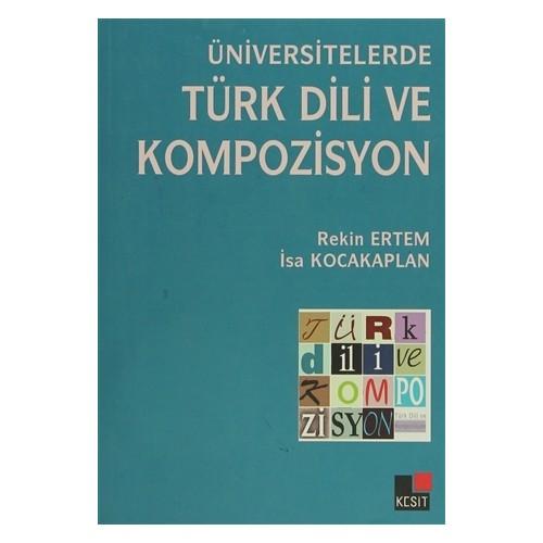 Üniversitelerde Türk Dili ve Kompozisyon