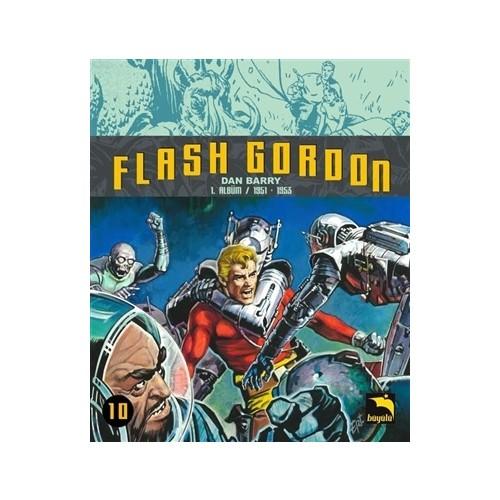 Flash Gordon 10. Cilt 1. Albüm / 1951-1953