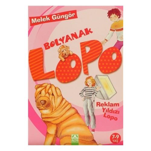 Bolyanak Lopo - Reklam Yıldızı Lopo