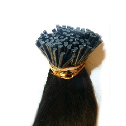 Hairens® 70cm Boyasız Doğal Boncuk Kaynak Saç 0.7gr.