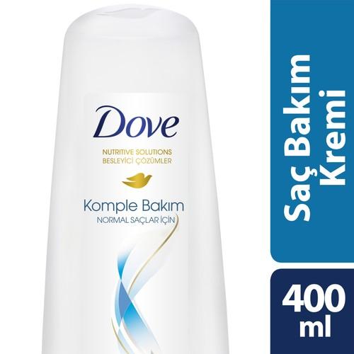 Dove Saç Bakım Kremi Komple Bakım Normal Saçlar 400 ml