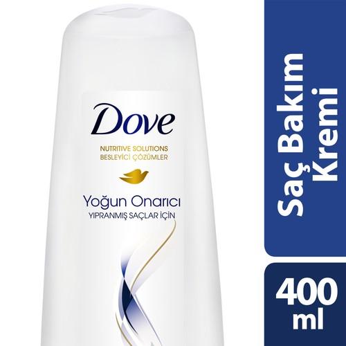 Dove Saç Bakım Kremi Yoğun Onarıcı Yıpranış Saçlar İçin 400 ml