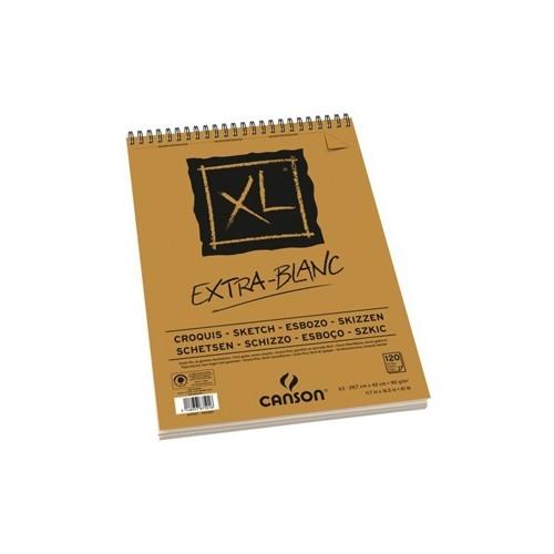 Canson Can Xl Ekstra Whıte 90Gr. A5 60Yp Spiralli Blok C200001869