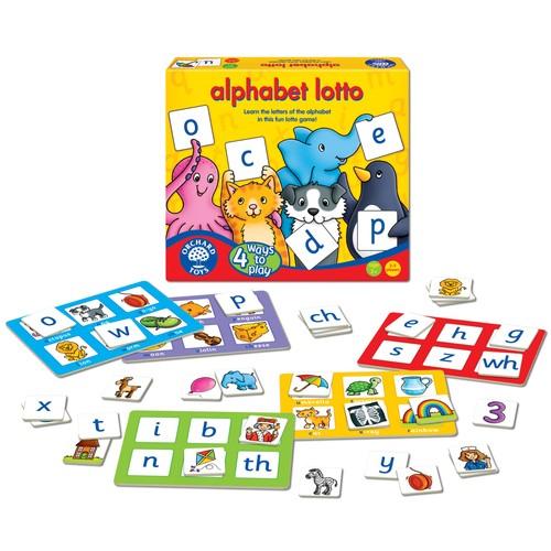 Orchard Alphabet Lotto / 3 Yaş+