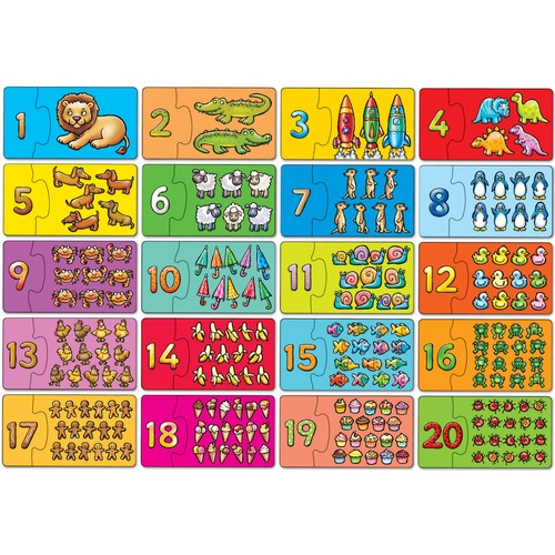 Orchard Eşleştir Say (3+Yaş / Puzzle)