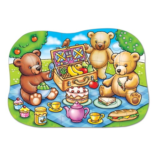 Orchard Teddy Bear'S Picnic / 2 - 5 Yaş