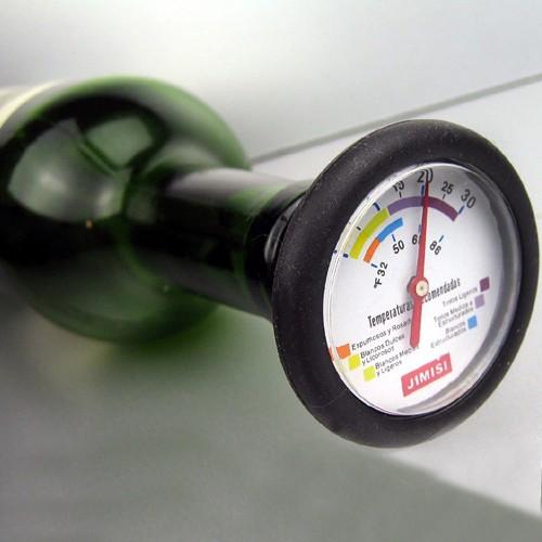 Jimisi İbreli Şarap Termometresi ,Sıcaklık Ölçer thr155