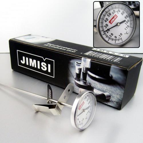Jimisi Manuel İbreli Süt ve Sıvı Termometre Ölçer thr156